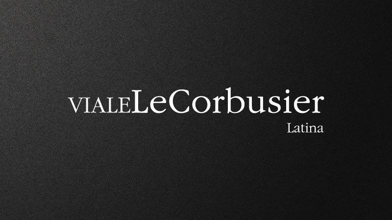 Viale Le Corbusier