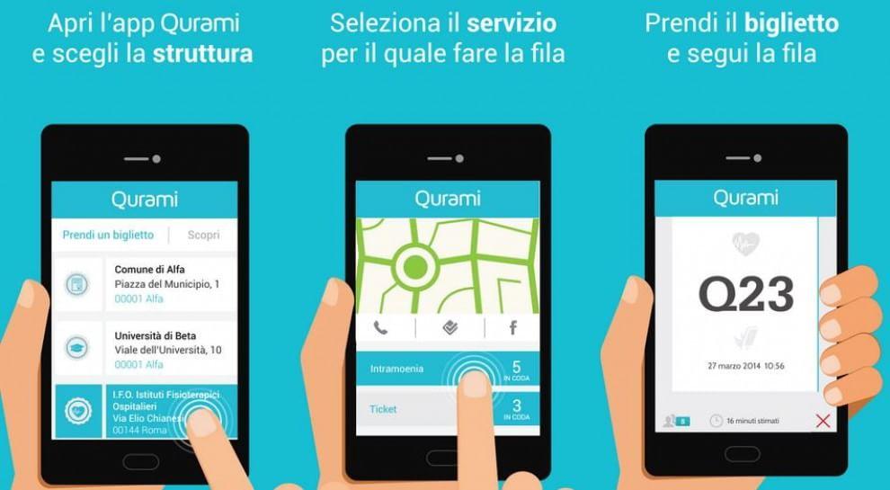 Qurami, la App saltafila acquisita da uFirst