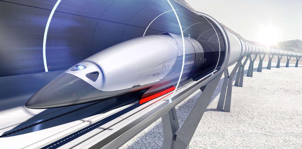 Hyperloop. La capsula levitante è il treno del futuro