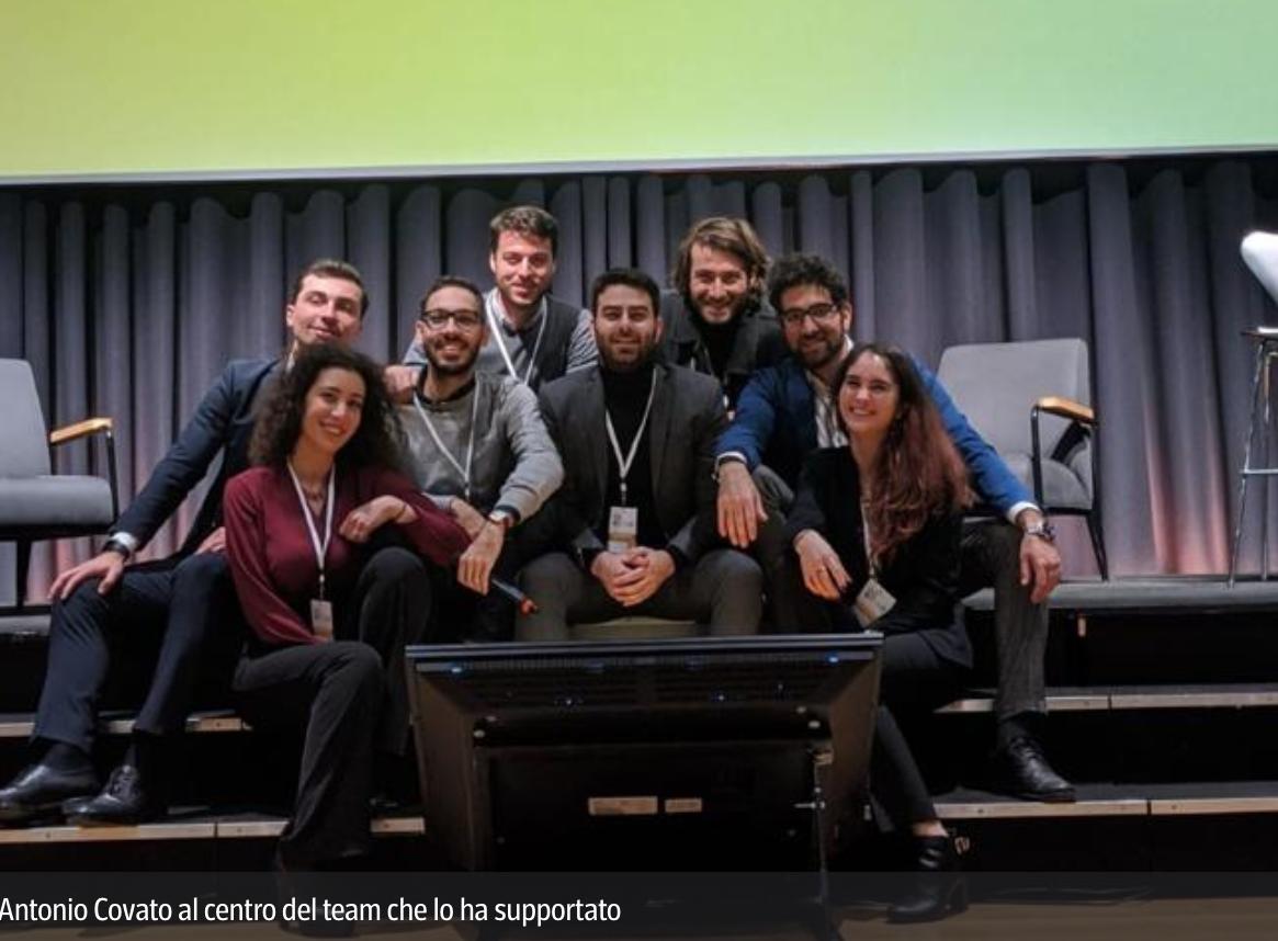 Myllennium Award, il body scanner di Stanislao e il murales di Francesca: ecco i talenti del 2020
